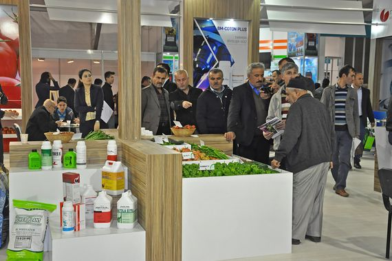 Growtech Eurasia Fair is providing the Agricultural Sector